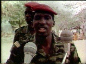 Photos extraites du documentaire « Thomas Sankara » de Balufu Bakupa Kanyinda (Album Photos)